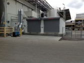 Flammable Flavor Transfer Building