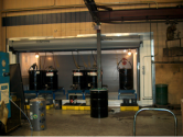 Flammable Storage and Dispensing Room