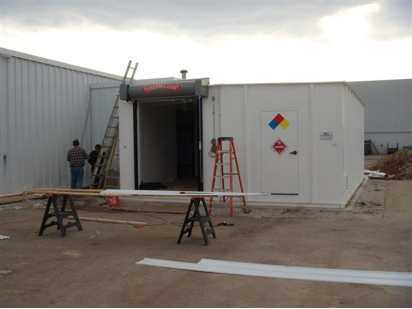 Custom Hazmat Buildings Hazardous Materials Storage